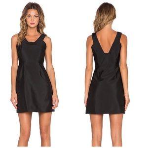 Kate Spade Pave Mini Bow Dress Size 4 BLACK BNWT